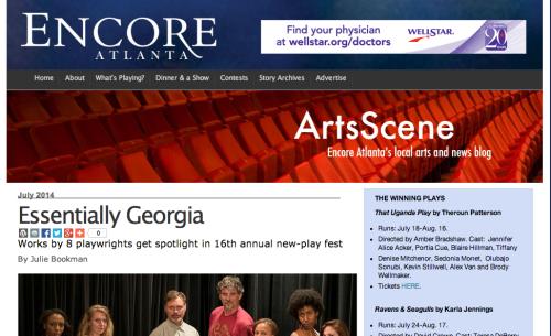 Encore Atlanta article 07-01-2014