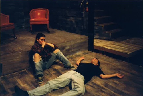 30 - Only Children 1998 first GA production in a Festival