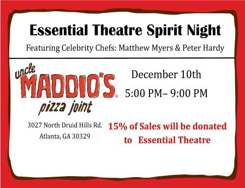 Essential Theatre Spirit FB Photo
