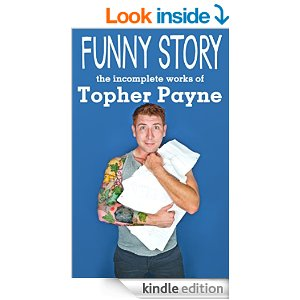 FUNNY STORY book cover