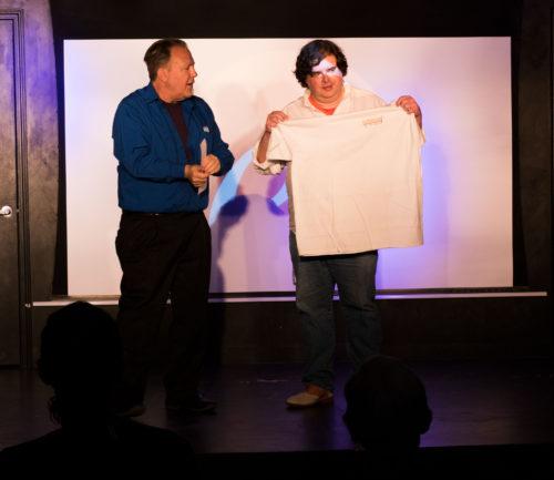 G.M.Lupo Award-winning Playwright World Premiere