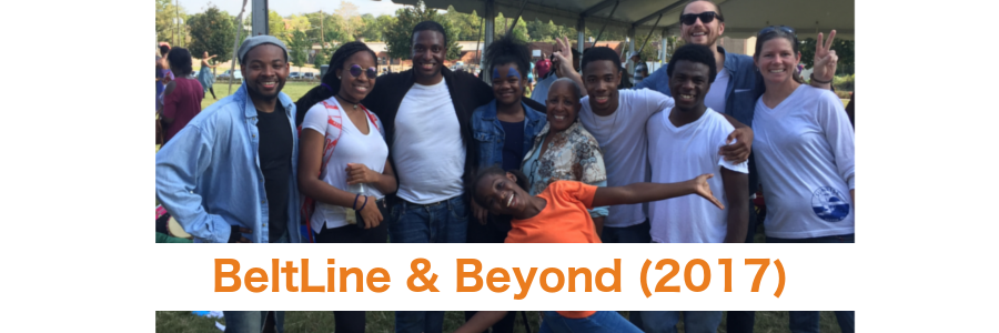 BeltLine and Beyond, a new play inspired by short stories from the Brown Middle School 2017 Wren's Nest Scribes