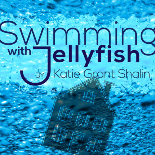 Swimming with Jellyfish by Katie Grant Shalin