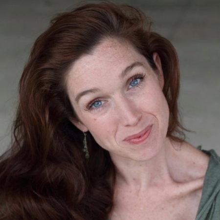 Erin Considine, co-winner of the 2021 Essential Theatre Playwriting Award